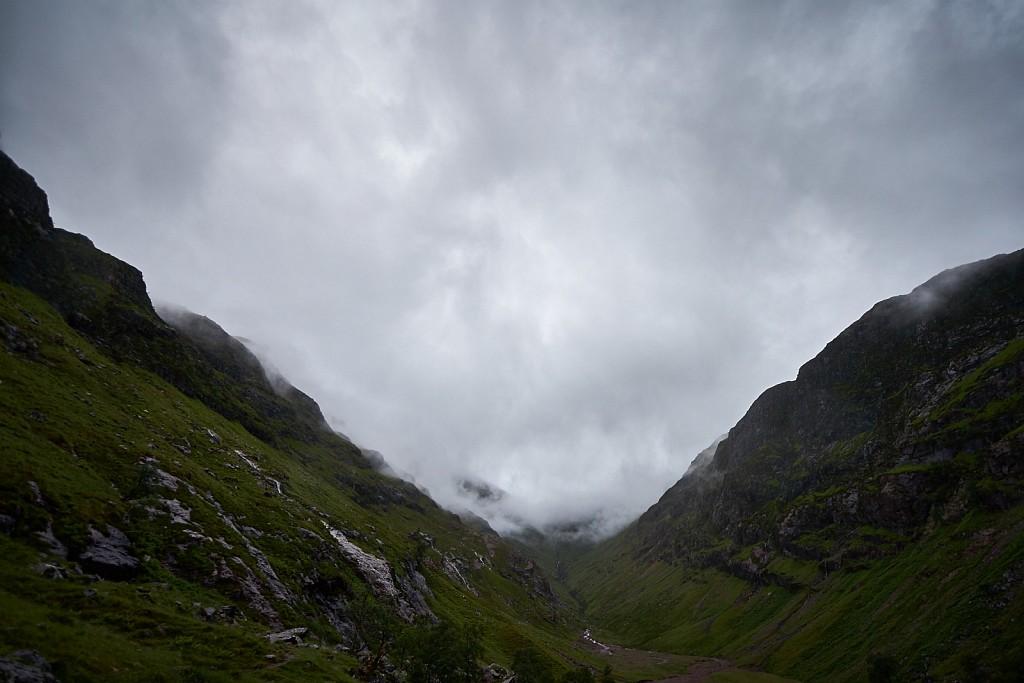 The Hidden Valley, Glencoe